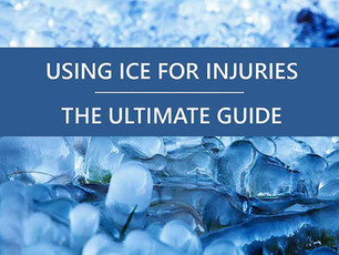 Using Ice For Sports Injuries – The Ultimate Guide