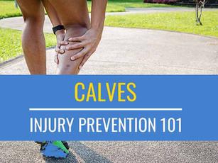 Injury Prevention 101: Calves
