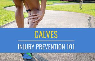 伤害预防101:小腿