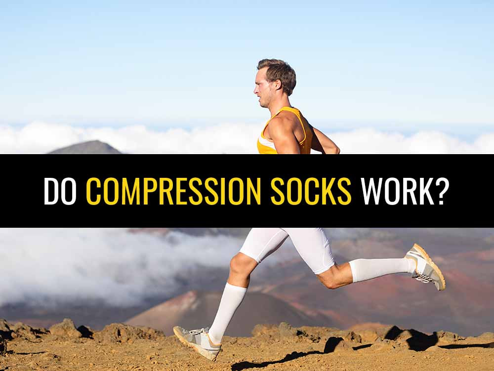 Do compression socks work?