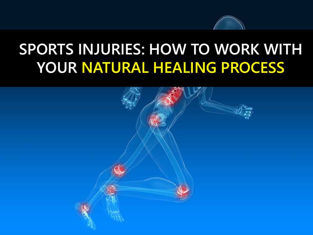 Understanding how sports injuries heal is the key to a quick recovery.