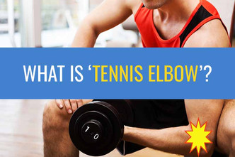 """第1部分:什么是""""网球肘""""?"""