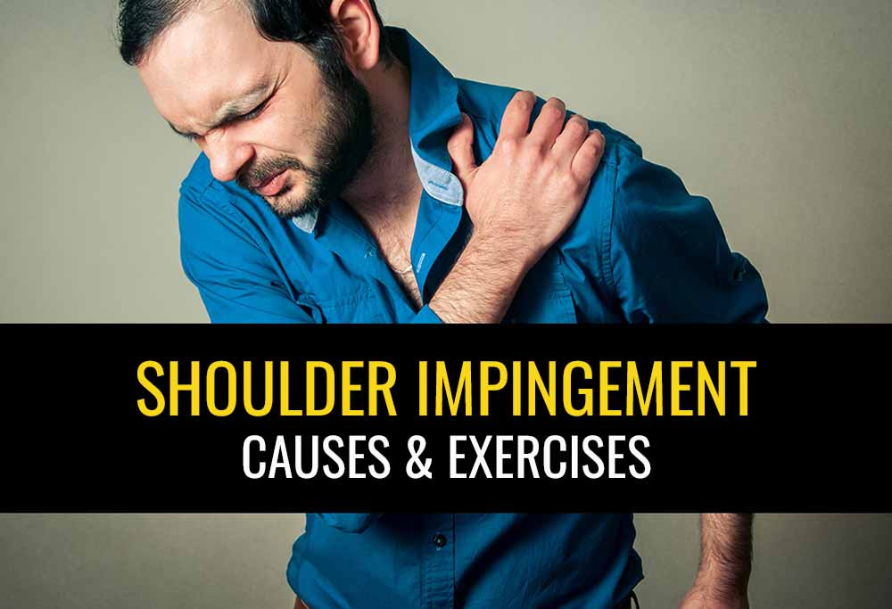 What causes shoulder impingement and how do you treat it?