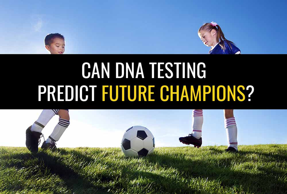 Can DNA testing predict your child's sporting abilities?