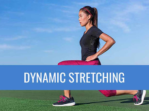 Dynamic stretching and its benefits