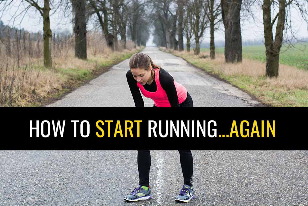 Have you had to take time off running due to illness or injury? This is my recipe to get back.