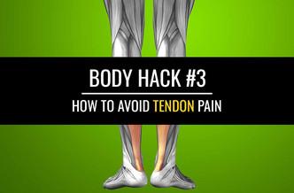 身体技巧4:肌腱疼痛