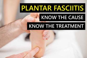 你可以治好你自己的足底筋膜炎,但首先你需要知道是什么引起的