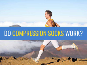 Do compression socks work?