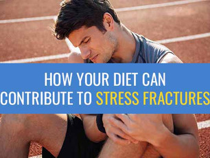Diet And Stress Fractures In Male Athletes – Has The Research Finally Caught Up?