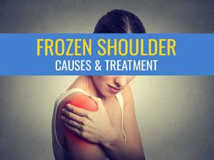 How to treat a Frozen Shoulder