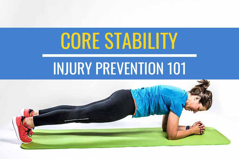 Injury prevention 101: Core stability