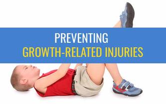 如何预防儿童/青少年成长相关伤害
