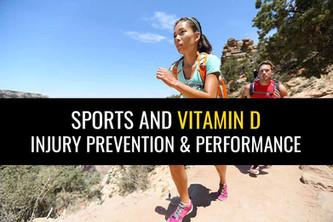 运动和维生素D -伤害预防和表现