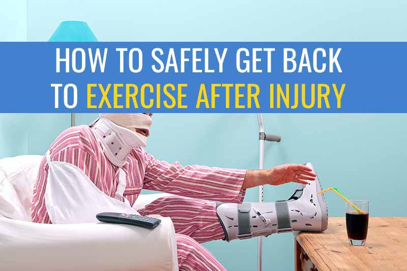 How to safely get back to running / exercise after injury | Sports Injury Physio