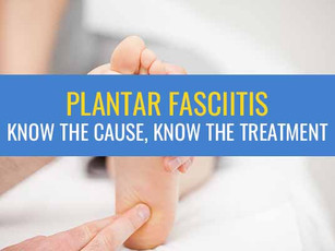 You can fix your own Plantar Fasciitis, but first you need to know what caused it