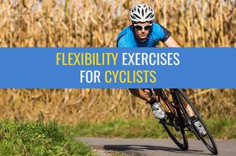 自行车手的柔韧性训练