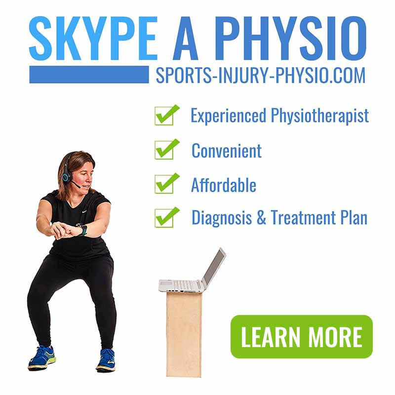 Consulting a physio online via Skype is a convenient and affordable way to get your injury diagnosed and receive a tailored treatment plan. Follow the link to read more.