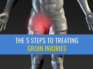 The 5 steps to treating groin injuries