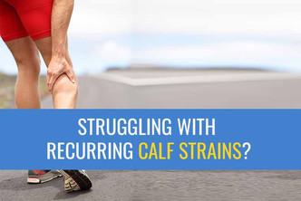 小腿肌肉拉伤后,你正在努力恢复吗?