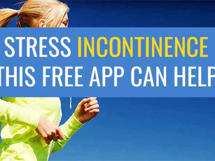 This FREE mobile app may be the answer to your urinary incontinence woes!
