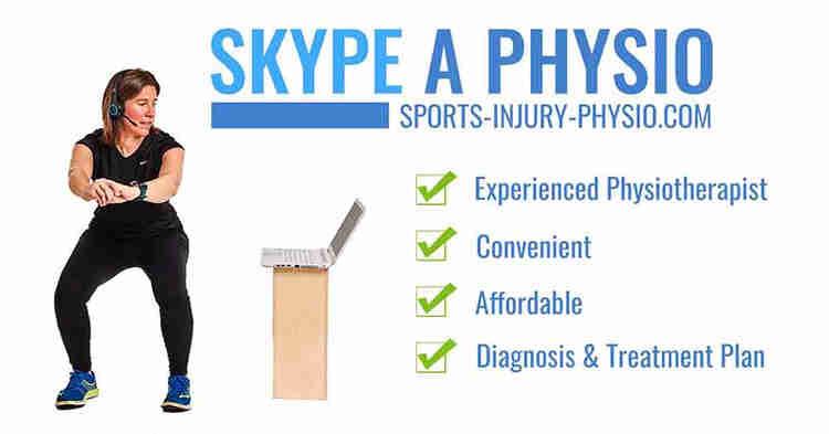 您可以通过视频通话在线咨询经验丰富的体育场系,以评估您的伤害和量身定制的治疗计划。按照链接以了解更多信息。