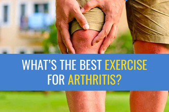治疗关节炎最好的运动是什么?