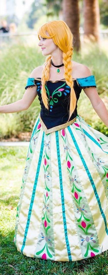 Snow Princess Anna
