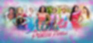 Disney Princesses Princess Anna Elsa Moana Rapunzel Cinderella Elena and Belle
