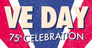 VE DAY 8 MAY 2020