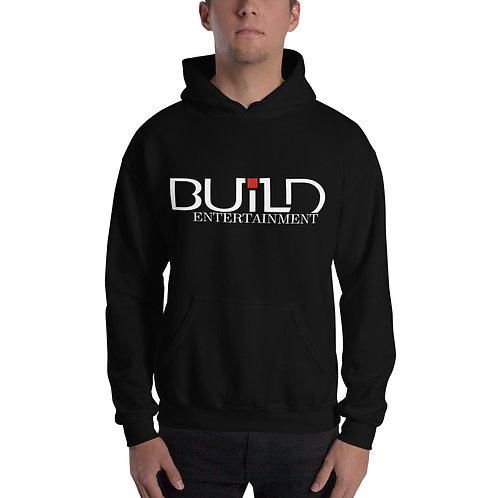 Unisex Build Black Hoodie