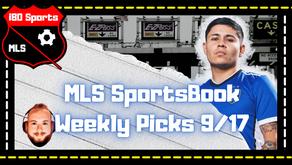 i80 Sports Tollbooth- MLS Weekend Picks