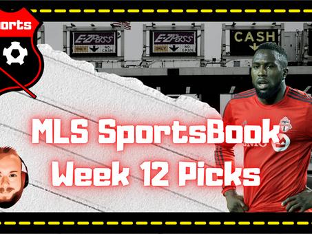 Week 12 MLS Toll-Booth Sportsbook Picks