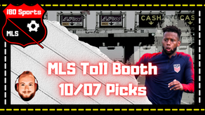 """i80 Sports Weekly MLS """"Toll Booth"""" Picks October 7, 2021"""
