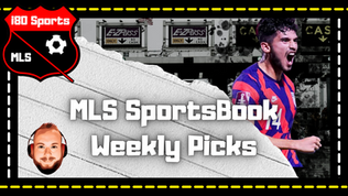 Toll Booth- MLS Weekly Sportsbook Picks