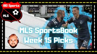 i80 Sports MLS Toll-Booth- Week 15