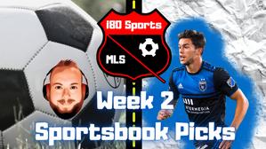 MLS Article- Week 2 Sportsbook Picks