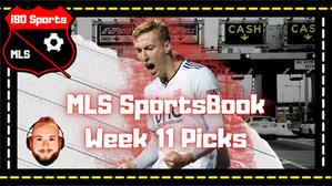 Week 11 MLS Toll-Booth Picks