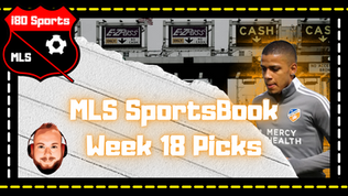 i8 Sports Toll Booth- MLS Week 18