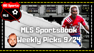 """i80 Sports Major League Soccer """"Toll-Booth"""" Picks"""