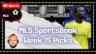 Toll Booth- Week 17 MLS Sportsbook Picks