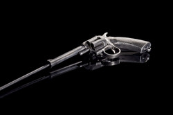 Обувная ложка - Пистолет