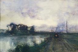 Franz Binjé - Sur le Rail