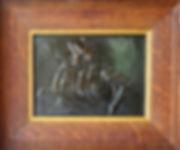 Paul Du Bois - Portrait de Mme X