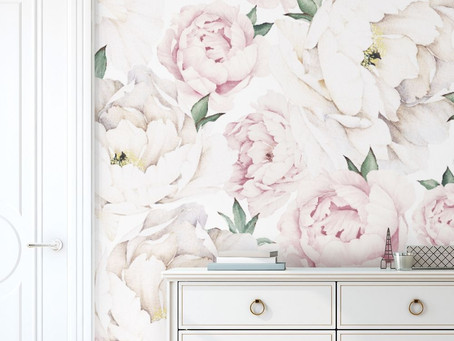 HOW TO CREATE YOUR PERFECT SPACE WITH WALLPAPER.