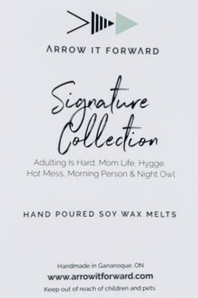 Signature Collection - Soy Wax Melts 6 pack