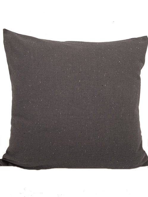 The Sidney - Deep Blue with Speckles Pillow Cover 20x20
