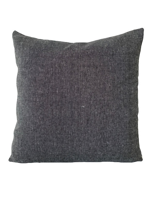 The Coal  - Pillow Cover 16x16