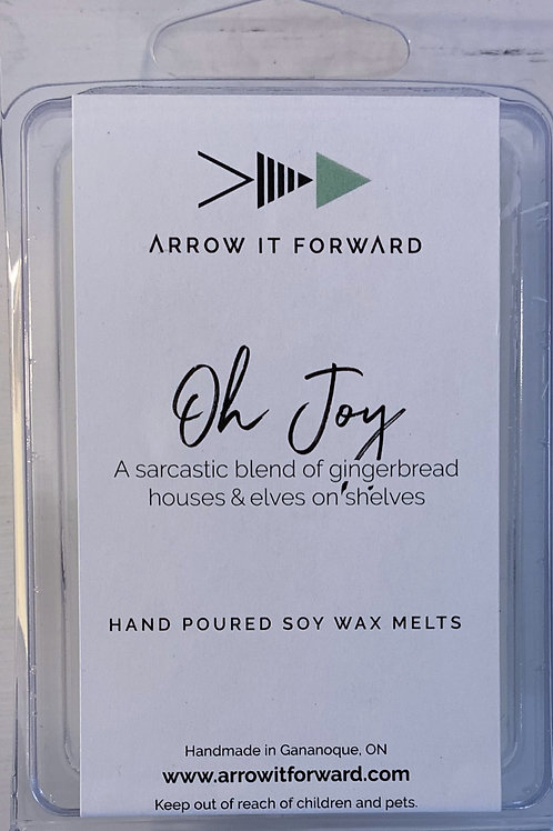 Oh Joy - Soy Wax Melt 6 pack