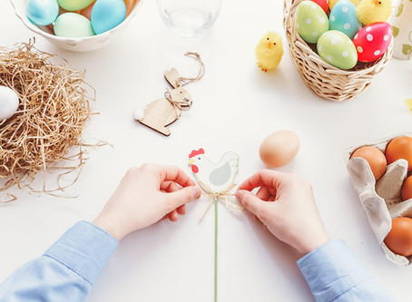 Awesome Easter Ideas To Do With Your Kiddos.